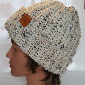 Handmade Crochet Winter Hat.